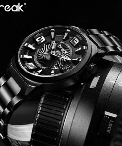 Break Men Wristwatch
