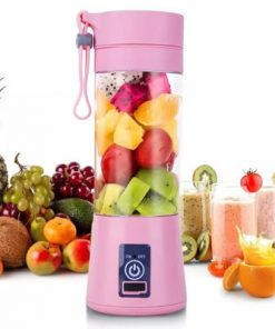 Rechargeable juice blender