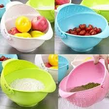 Plastic Bowl Sieve