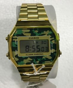 Casio Camouflage Watch