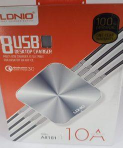 Ldnio 8 USB Desktop Charger