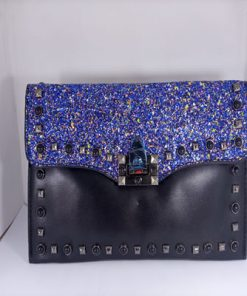 Ladies Shiny Silky Bag